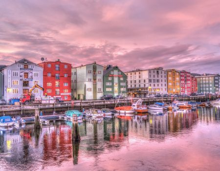 Norway's housing prices still rising