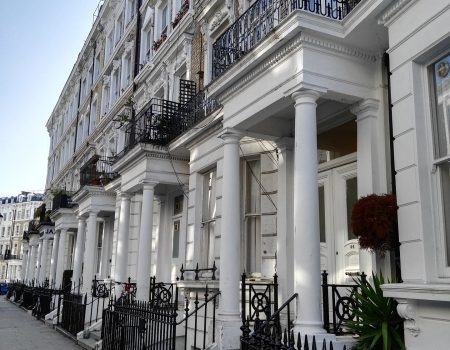 property prices in london