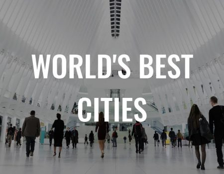 World's Best Cities 2019