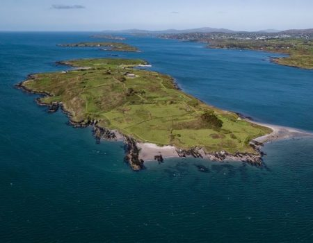 Spectacular Private Island in West Cork, Ireland