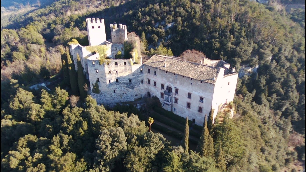 Photo of 12th Century castle near Lake Garda Italy