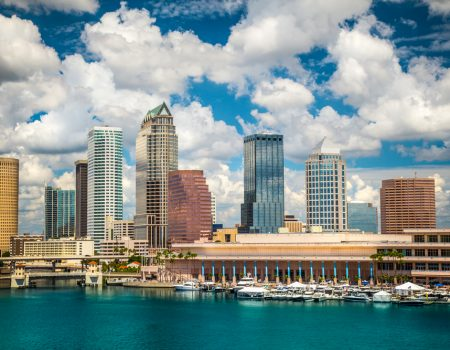 Tampa and Las Vegas best places for 1st time home buyers