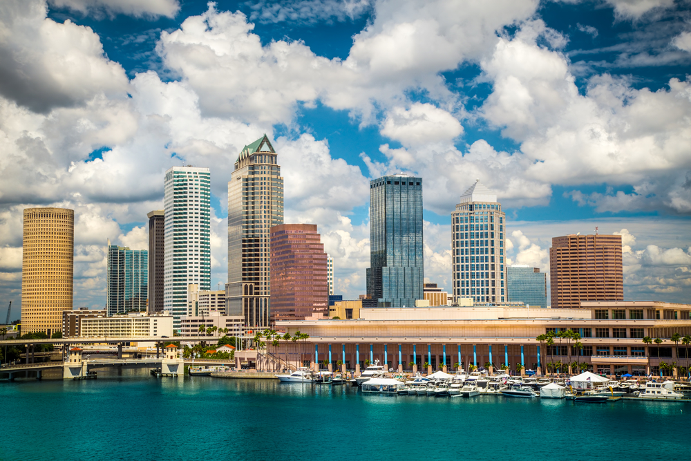 Photo of Tampa and Las Vegas best places for first time home buyers