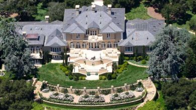 Photo of Behold Oprah's Stunning Californian Estate