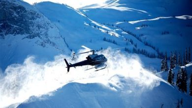 Photo of Heli Skiing in Turkey