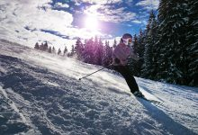 Photo of Hitting the slopes in Aspen Dont forget your covid-19 test